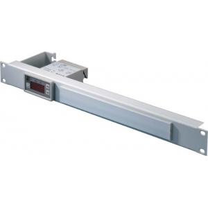 Digitaalne temperatuuri indikaator ja termostaat 1U