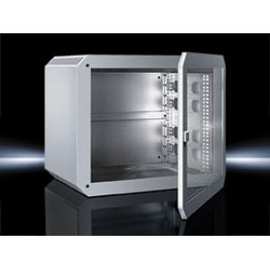 Seinakapp FlatBox 358x600x600mm, 6U klaasuks, k,l,s