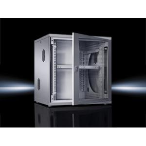 Seinakapp FlatBox 892x700x700mm, 18U klaasuks, k,l,s