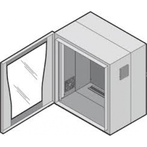 Seinakapp EL, 3-osaline , 746x600x673,5; 15U, k,l,s
