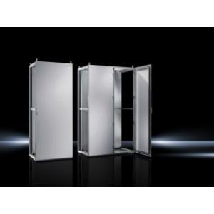 Seadmekapp TS8 2000x800x800; metalluksed, k,l,s