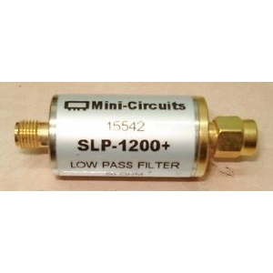Low Pass Filter DC to 1000MHz 50Ω SMA