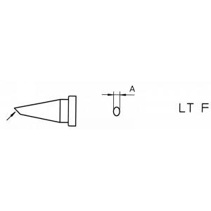 LT F SOLDERING TIP 1,2mm (BULK 100 PCS)