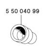 FUNNEL BAKELITE 55004000