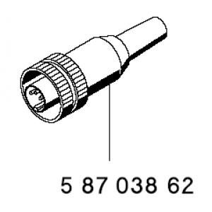 PLUG ASM 3-PIN
