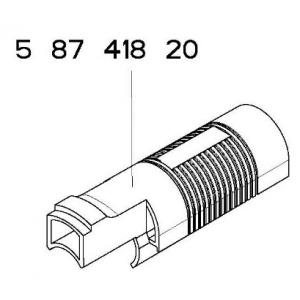 CARTRIDGE RETAINER DXV 80