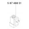 SOLENOID VALVE 2/2 24V DC NB 1.6