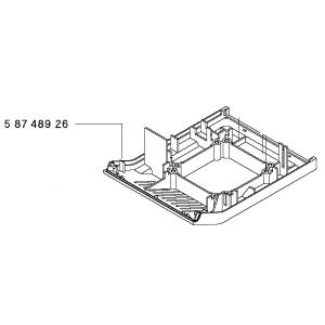 HOUSING BOTTOM WTCP 51