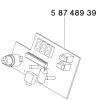 CIRCUIT BOARD CONTROL WSD 151