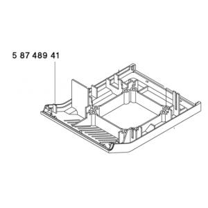 HOUSING BOTTOM WSD 151