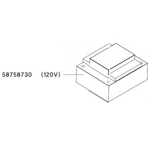 TRANSFORMER 120/12/24 V 80 VA 60 HZ