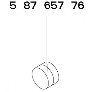 FILTER D17 FOR GLASS TUBE 10pcs