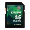 Mälukaart KINGSTON SDHC 8GB Flash Card, Class 10
