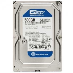 Kõvaketas WD Desktop Blue 500GB SATA 6Gb/s