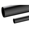 Kaablirüüz ø7,95mm must PVC -20°C…+105°C 600V UL 76,25m