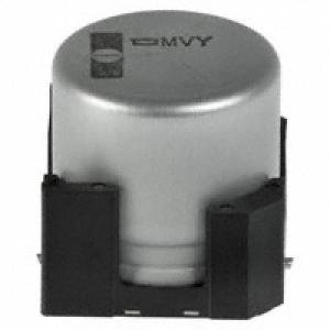 Elektrolüüt kondensaator 470uF 50V 105°C 16x16.5mm SMD, Low ESR