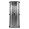 Seadmekapp 47U 2186x800x1000 k,l,s, perforeeritud uksed, kandevõime kuni 1000kg, hall, WEST IV