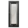 Seadmekapp 42U 1980x600x1000 k,l,s, perforeeritud uksed, kandevõime kuni 600kg, must, TOP III