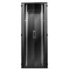 Seadmekapp 42U 1980x800x1000 k,l,s, perforeeritud uksed, kandevõime kuni 1000kg, must, WEST IVB