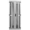 Seadmekapp 42U 1980x800x1000 k,l,s, perforeeritud uksed, kandevõime kuni 1000kg, hall, WEST II