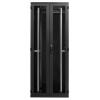 Seadmekapp 42U 1980x800x1000 k,l,s, perforeeritud uksed, kandevõime kuni 1000kg, must, WEST II-B