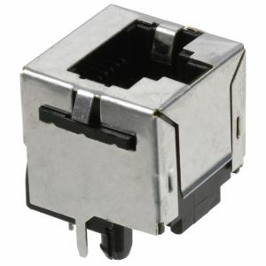 Modularpesa RJ45 Cat3 plaadile, varjestatud
