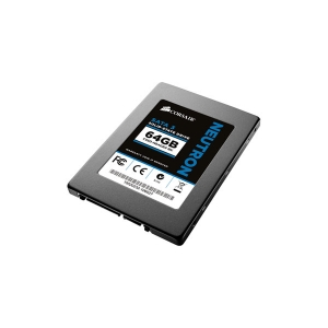 "Kõvaketas 2.5"" SSD CORSAIR Neutron CSSD-N64GB3-BK 64GB SATA III MLC, Read up to 545MB/s"