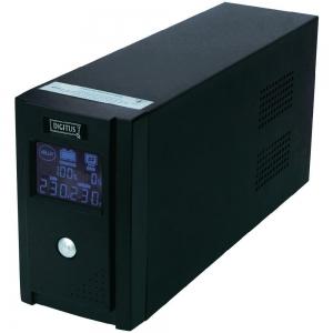 UPS 360W/650VA, line-interactive LCD