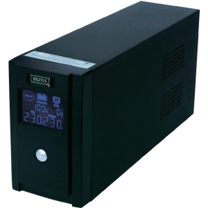 UPS 850W/1500VA, line-interactive LCD