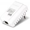 Powerline adapter: 1 x 10/100/1000Mbps, 500Mbps, kahene komplekt, ühildub ka teiste kiirustega, energiasäästlik, kompaktne