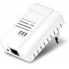 Powerline adapter: 1 x 10/100/1000Mbps, 500Mbps, ühildub ka teiste kiirustega, energiasäästlik, kompaktne
