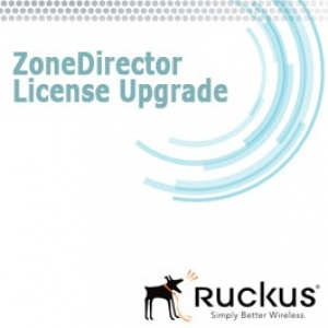 ZoneDirector 1100 litsentsi uuendus 6-lt kuni 12-le ZoneFlex AP-le