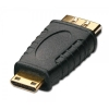 Üleminek Mini HDMI (M) - HDMI (F)
