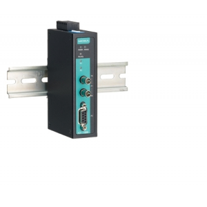 Konverter: PROFIBUS to fiber, multi-mode, ST connector, 0 to 60°C