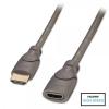 HDMI pikenduskaabel 2.0m, Premium High Speed, 2160p, 3D