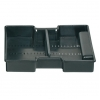 MUB Tray with removable divider
