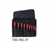 9 pouch tool roll 390x320 mm