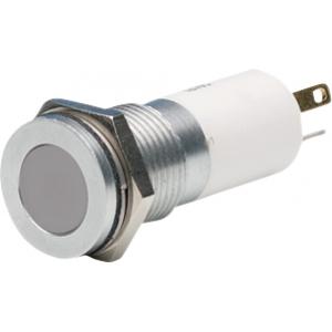 LED Indikaator ø22mm Punane/Kollane/Roheline 24V
