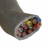 Kontrollkaabel 15x0,56mm², 300V PVC -20°C...+80°C 305m