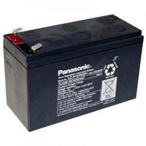 Pliiaku 12V 7.2 AH (10 aastat) Panasonic LC-P127R2P1