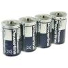 Alkaline patarei LR20 D Panasonic Powerline 4 tk pakis