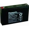 Pliiaku 6V 7,2 AH Panasonic LC-R067R2P