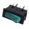 Klahvlüliti 16A 1xON-OFF 30x11mm, roheline valgustus