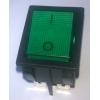 Klahvlüliti 16A 2xON-OFF 30x22mm I/O roheline valgustus