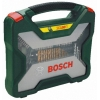 Puuride ja otsikute komplekt Bosch X-Line 70 osa