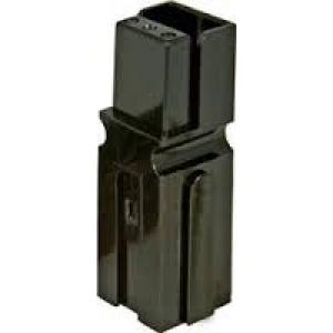 Anderson 75A tugevvoolu pistik, must (2 tk. pakis), kontakt 290-6118