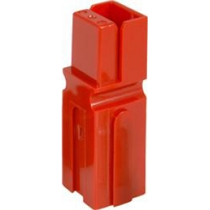 Anderson 75A tugevvoolu pistik, punane (2 tk. pakis), kontakt 290-6118