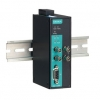 Konverter: PROFIBUS to fiber, 2xmulti-mode, ST connector, 0 to 60°C