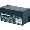 Pliiaku 12V 1,3Ah (6-9 aastat) Panasonic LC-R121R3PG