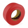 Riidest teip 25mm x 50m, punane